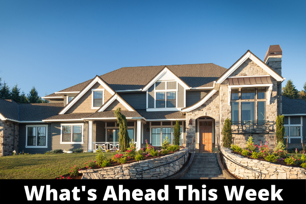 What's Ahead For Mortgage Rates This Week - March 22, 2021