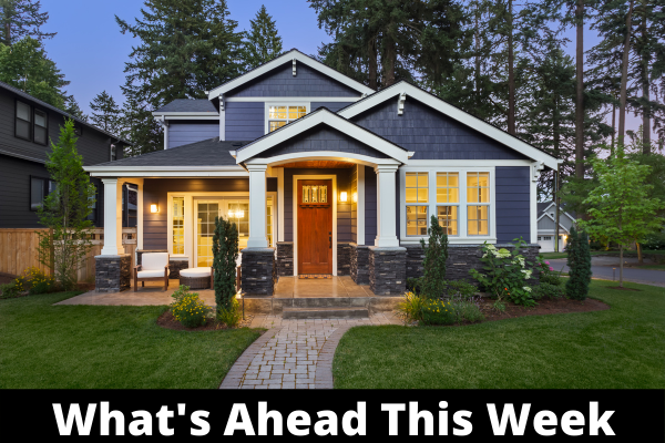 What's Ahead For Mortgage Rates This Week - July 19, 2021