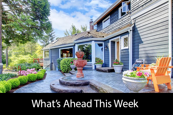 What's Ahead For Mortgage Rates This Week – April 23rd, 2018