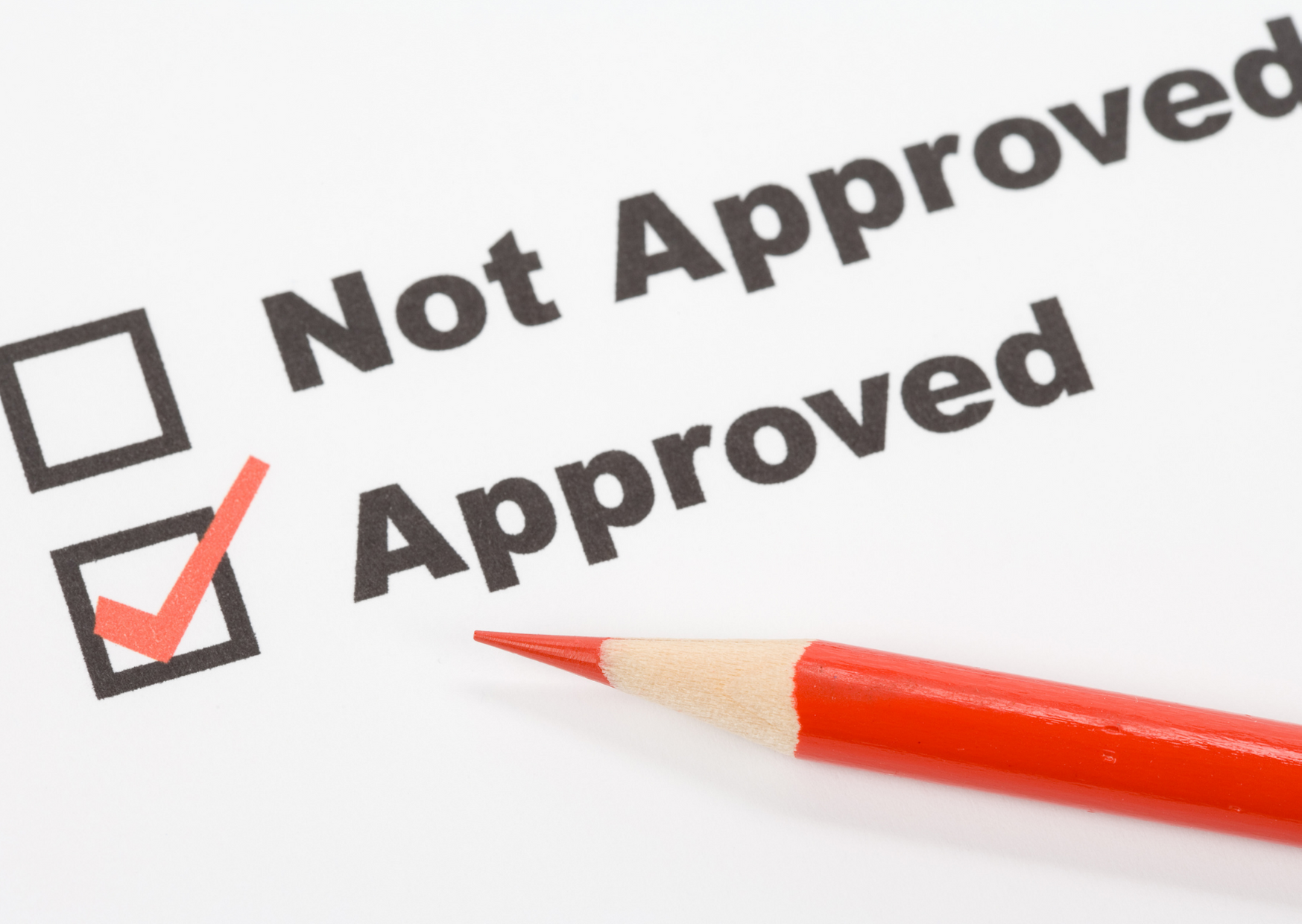 Approved With Conditions: What Does It Mean?
