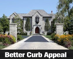 Improve Your Curb Appeal This Winter