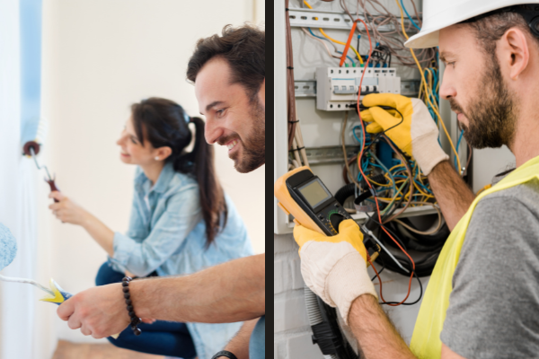 Making Repairs And Upgrades To A Home: DIY Or CAP