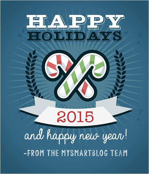 Happy Holidays from MySMARTblog