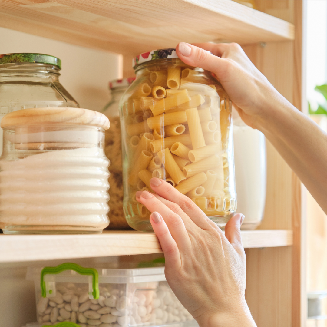 A Few Simple Ways To Upgrade The Kitchen Pantry