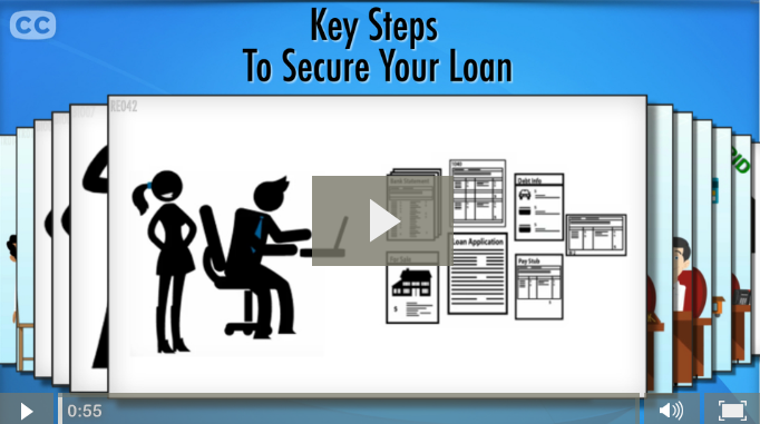 Video: What Steps Need To Be Taken To Secure A Loan