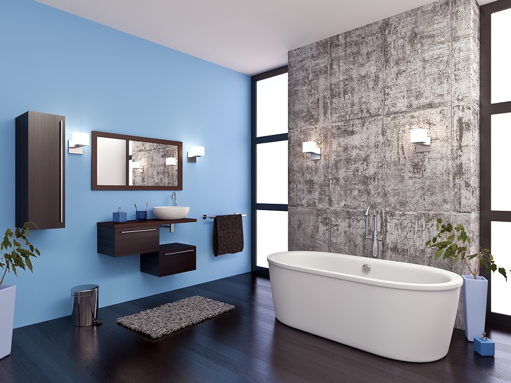 Taking A Look At The Top Trends In Bathroom Design