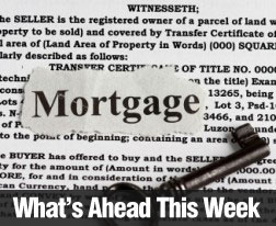 What's Ahead For Mortgage Rates This Week – November 14, 2016