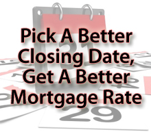 Escrow length can affect interest rate choices