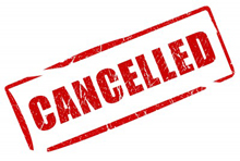 Right To Cancel notice
