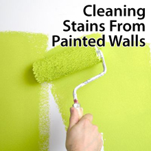 Removing All Kinds Of Stains From Painted Walls Themountainlifeteam