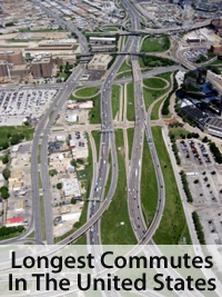 Longest Commutes