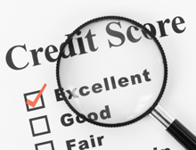 Credit score FICO improvement