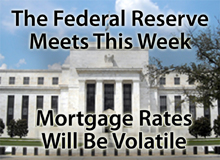 Lake Geneva Real Estate Federal Reserve 2-day meeting this week