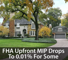 FHA MIP schedule