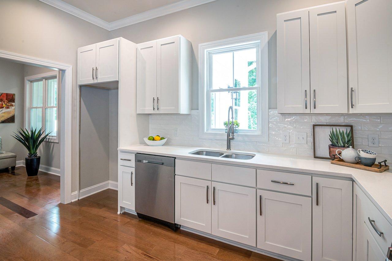Stay Organized Under The Kitchen Sink