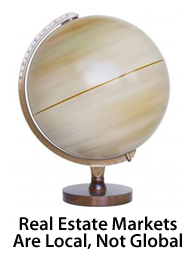 real estate is local globe CNNMoney.com Predicts The Best And Worst Real Estate Markets For 2010
