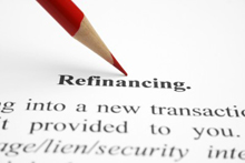 refinancing text Thinking of Refinancing? Now May Be The Time.