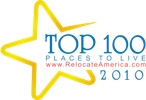 Relocate America Top 100 Places To Live