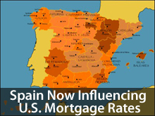 Spain mortgage rates