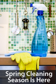 Spring Cleaning Shortcuts